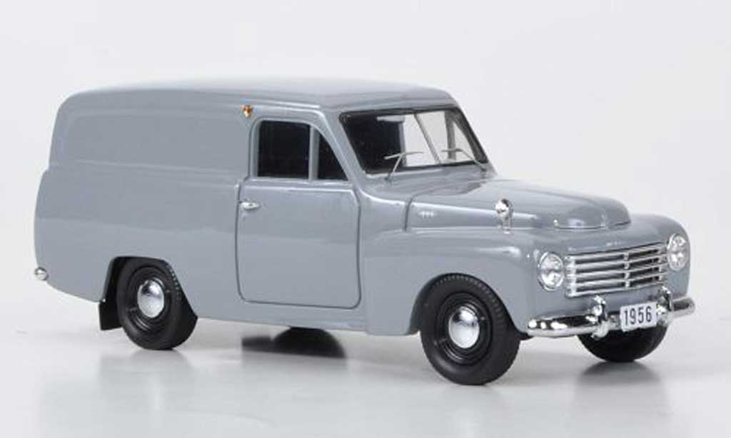 Volvo 445 1/43 Skandinavisk Duett grise 1956 miniature