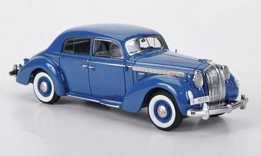 Opel Admiral 1/43 Neo bleu 1938 miniature