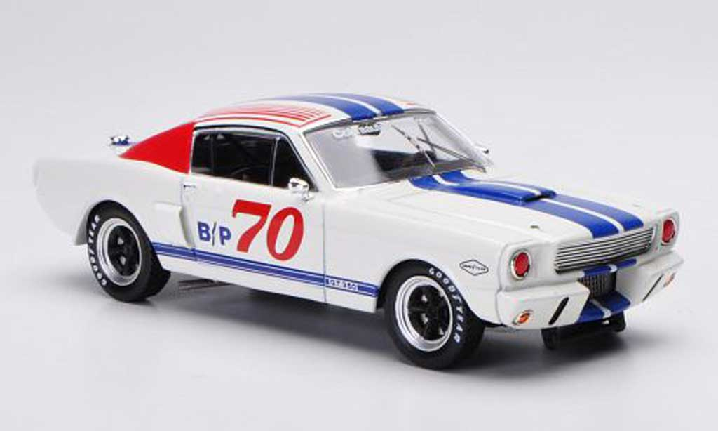 Shelby GT 350 1966 1/43 IXO No.70 H.McCarty VSCCA miniature