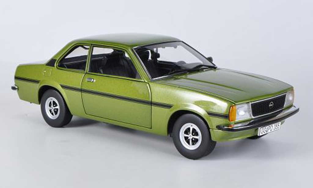 Opel Ascona B 1/18 Sun Star SR grun miniature