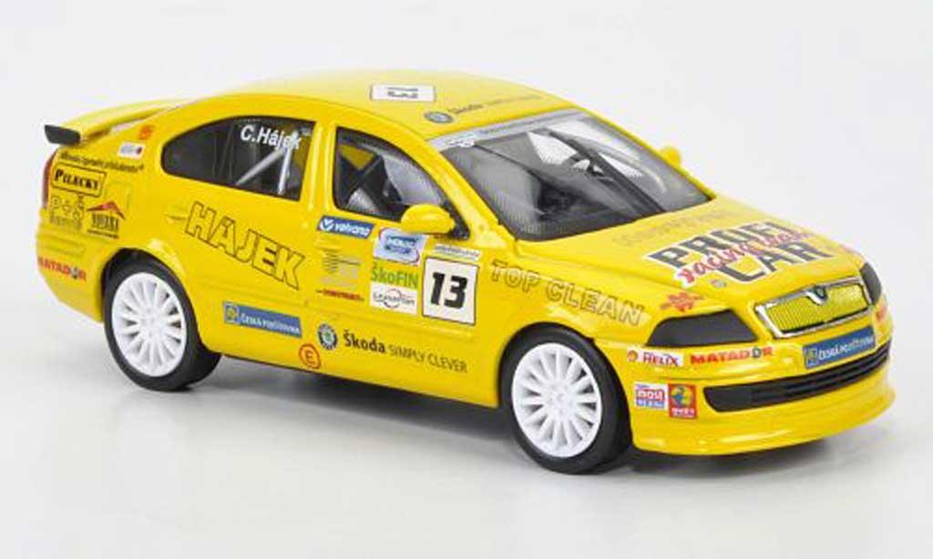 Skoda Octavia Cup 1/43 Abrex No.13 2005 miniature