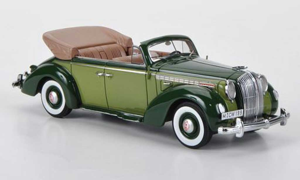 Opel Admiral 1/43 Neo Cabriolet grun/grun limited edition 1938 miniature