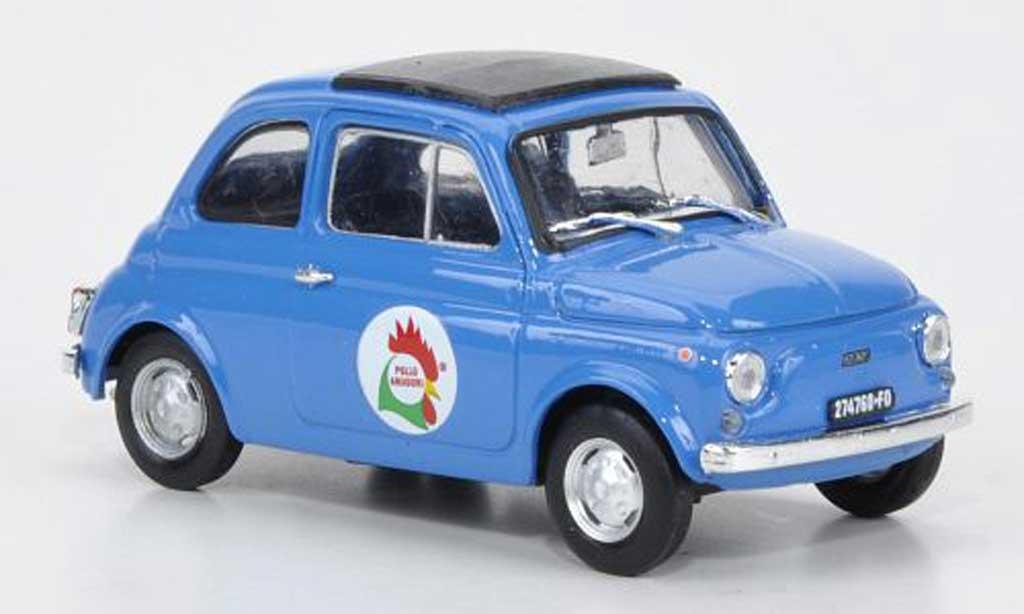 Fiat 500 1/43 Brumm R Polli Amadori 1972 1972 modellautos