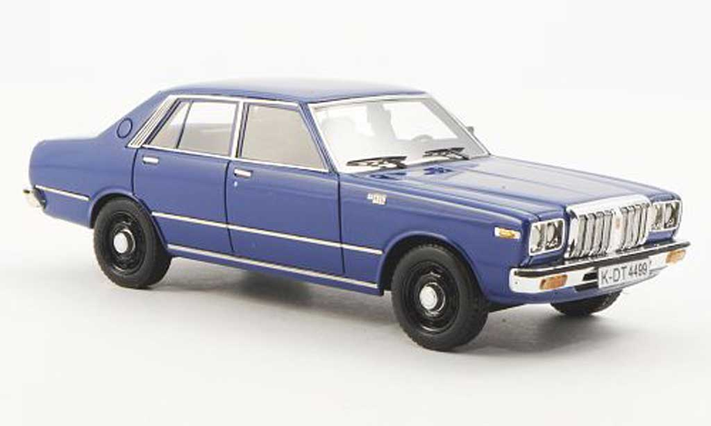 Datsun 200L 1/43 Neo Laurel C230 bleu 1977 miniature