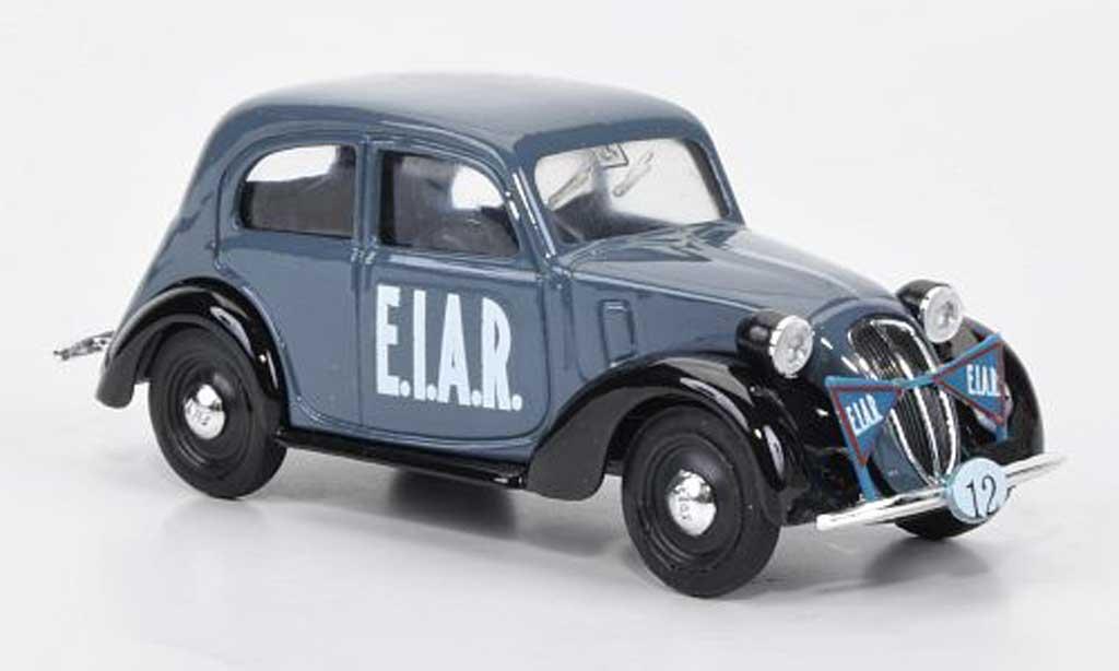 Fiat 508 1/43 Brumm c E.I.A.R. grise 1958 miniature