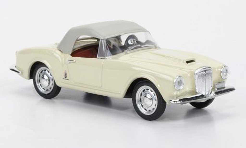 Lancia Aurelia B24 1/43 Brumm Hardtop beige 1955 miniature