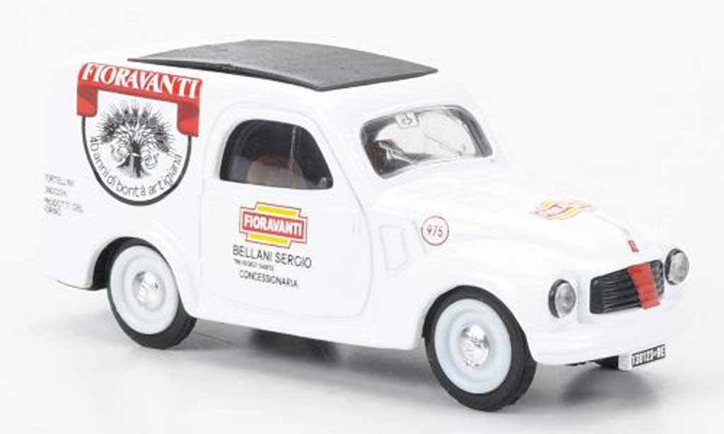 Fiat 500 C 1/43 Brumm Furgoncino Fioravanti 1950 diecast model cars