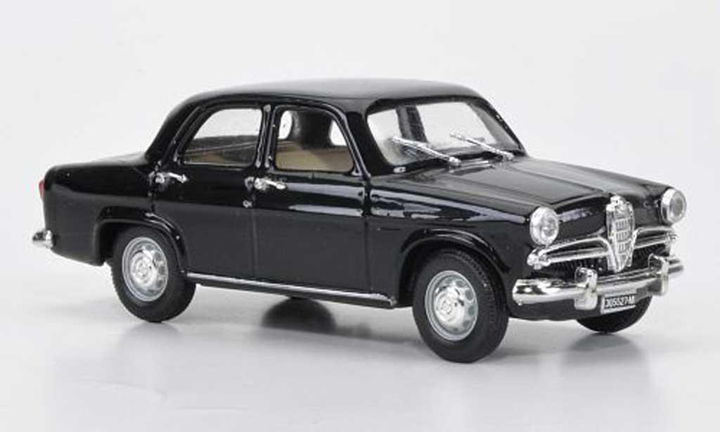 Alfa Romeo Giulietta Ti 1/43 Rio black 1955 diecast