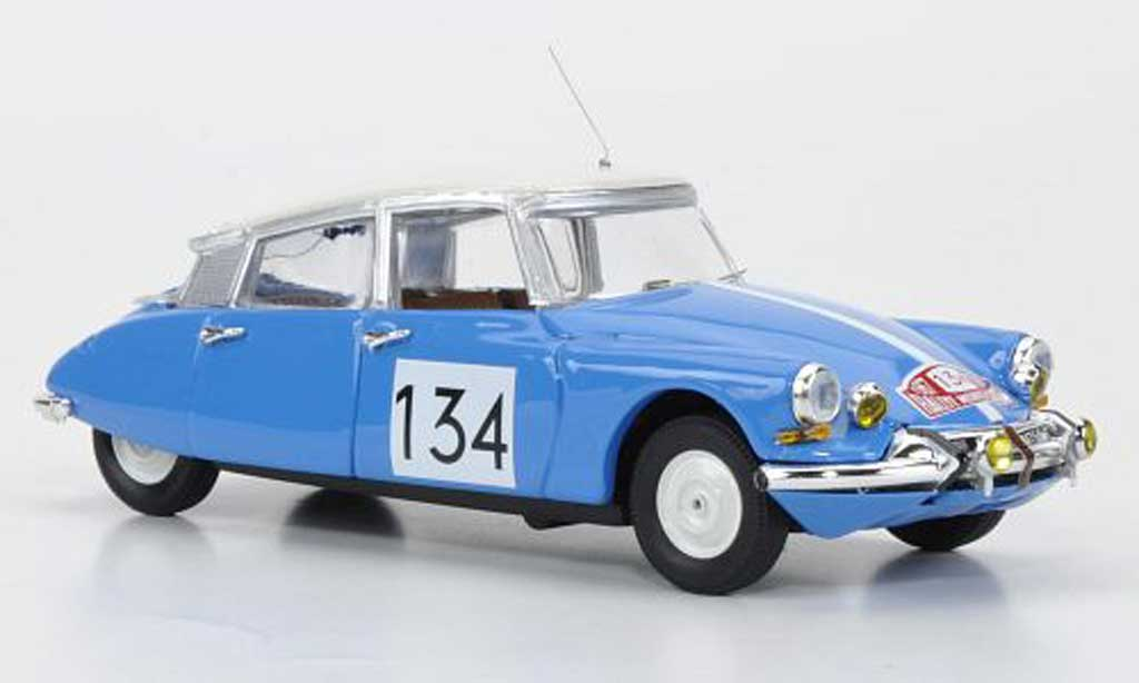 Citroen DS 21 1/43 Rio No.134 Neyret / Terramorsi Rally Monte Carlo 1967 miniature