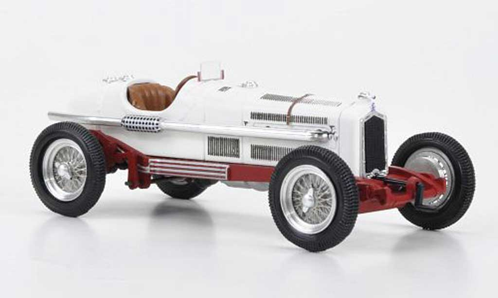 Alfa Romeo P3 1/43 Rio mattblanche Testfahrzeug 1932 miniature