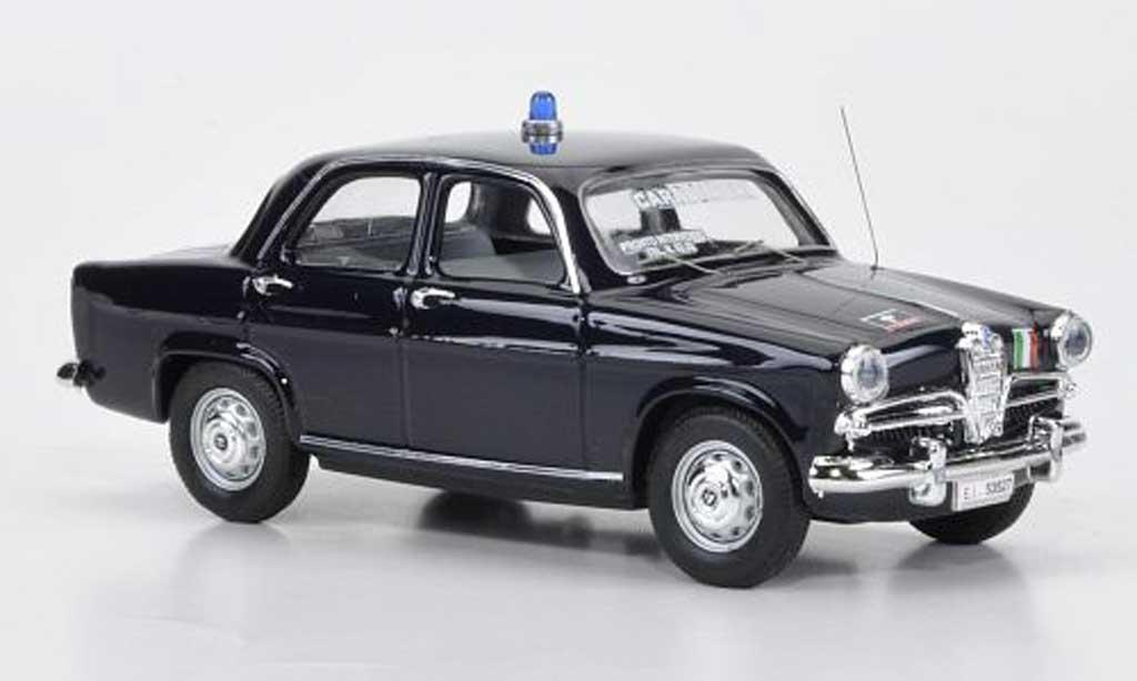 Alfa Romeo Giulietta Ti 1/43 Rio Carabinieri 1959 diecast