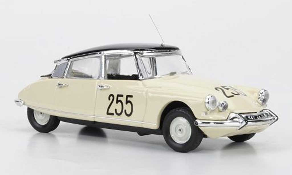 Citroen DS 19 1/43 Rio No.255 Lebes / Failly Mille Miglia 1957 miniature