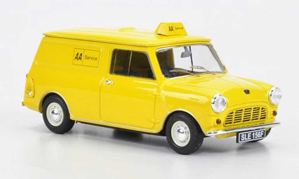 Austin Mini Van 1/43 Ebbro 1/4 ton AA Service RHD miniature