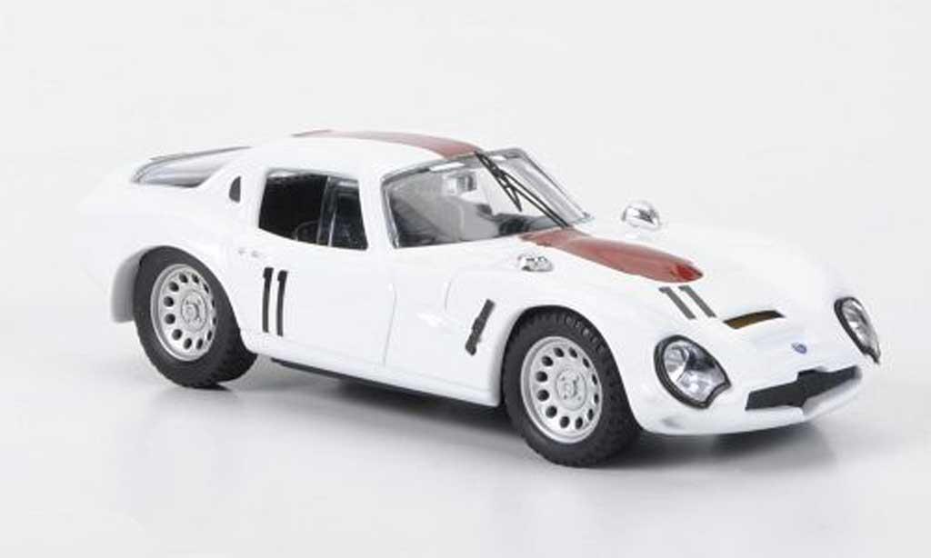 Alfa Romeo TZ2 1/43 Best No.11 M.Brunninghausen Warwick Farm 1968 coche miniatura