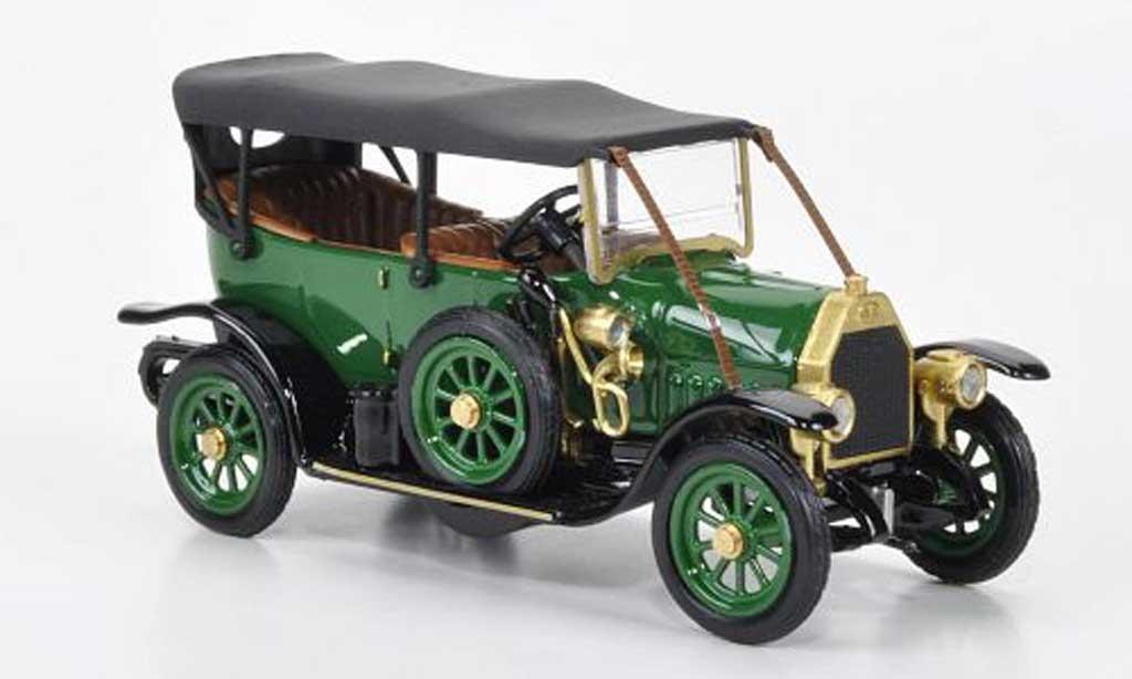 Fiat Zero Farina 1/43 Rio Farina grun geschlossen 1914