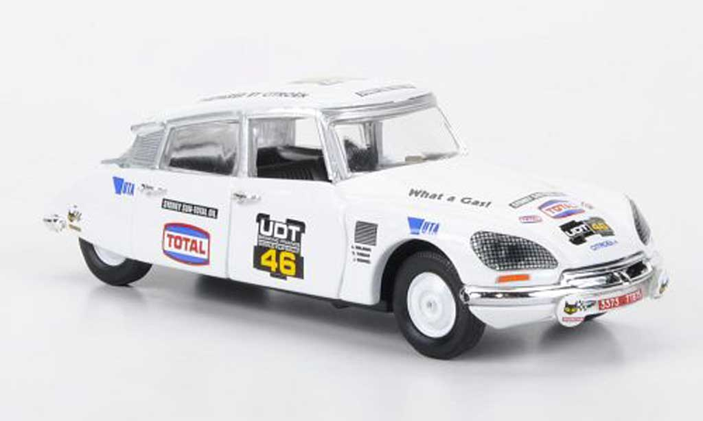 Citroen DS 23 1/43 Rio 23 No.46 Welinski/Tubman/Reddiex World Cup Rally 1974 miniature