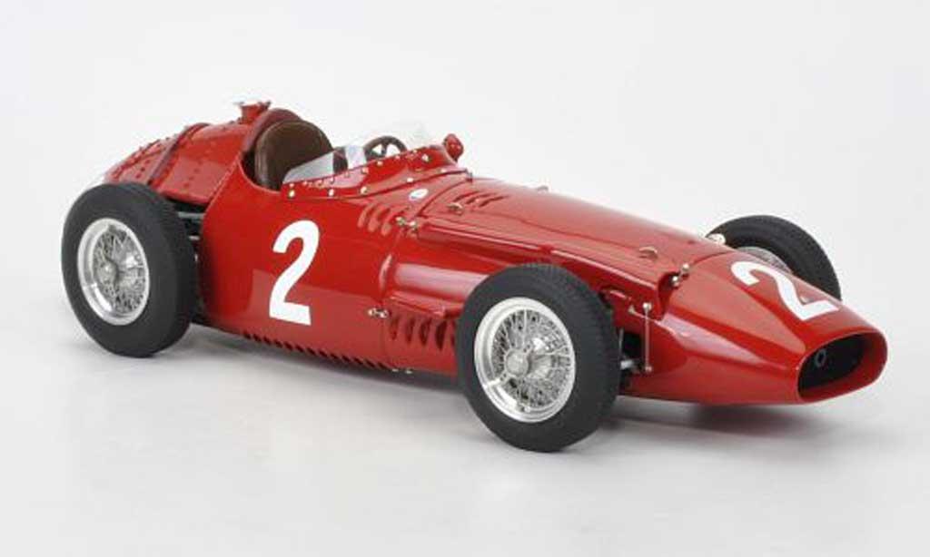 Maserati 250 1/18 CMC F No.2 J.M.Fangio GP Frankreich 1957 miniature
