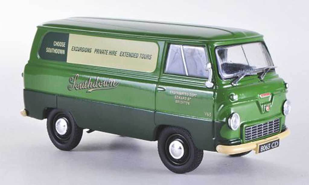 Ford 400E 1/43 Oxford Thames Kasten Southdown miniature