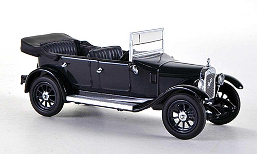 Austin Heavy Twelve 1/43 Oxford bleu/noire RHD