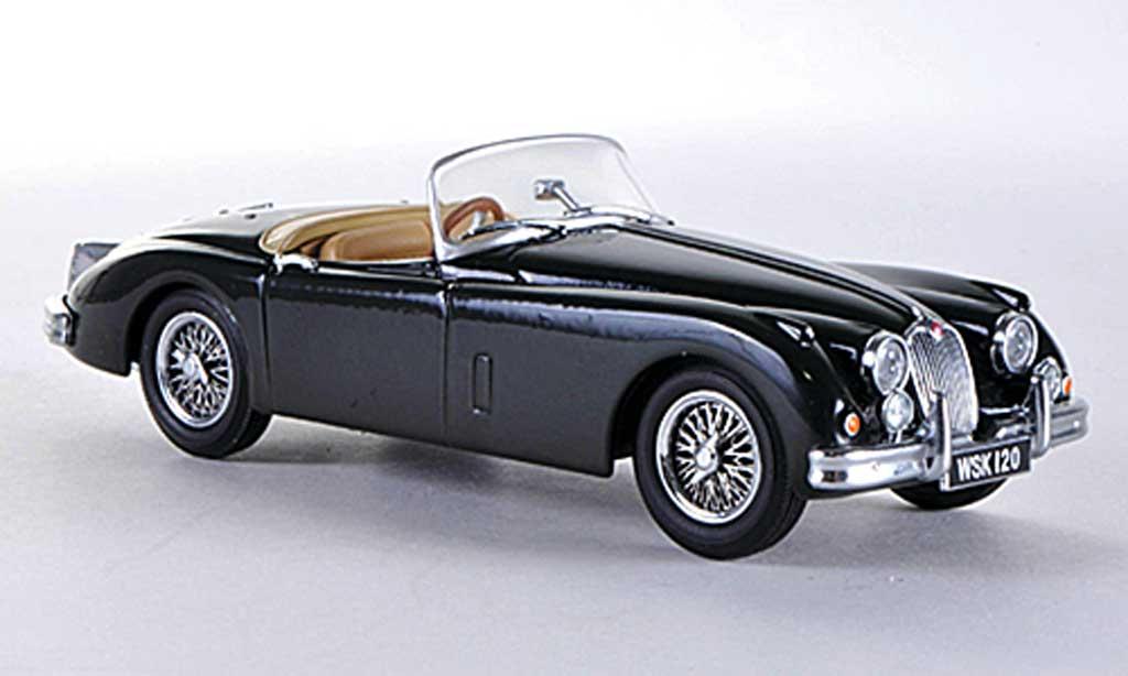 Jaguar XK 150 1/43 Oxford grun RHD miniature
