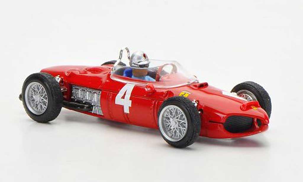 Ferrari 156 1961 1/43 Brumm No.4 W.v.Trips GP Italien diecast model cars