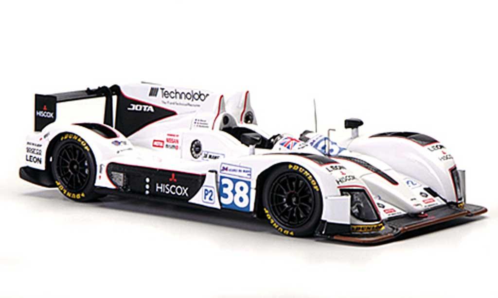Zytek Z11SN 1/43 Spark Nissan No.38 Jota 24h Le Mans 2012 diecast model cars