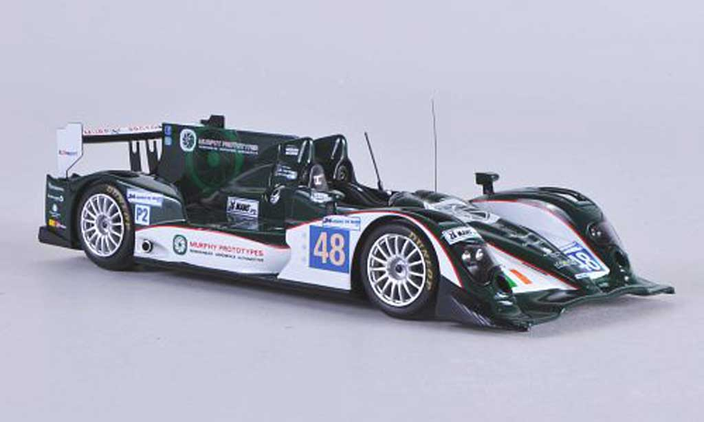 Oreca Nissan 1/43 Spark 03 No.48 Murphy Prougeotypes 24h Le Mans 2012 J.Firth/B.Hartley/W.Hughes miniature