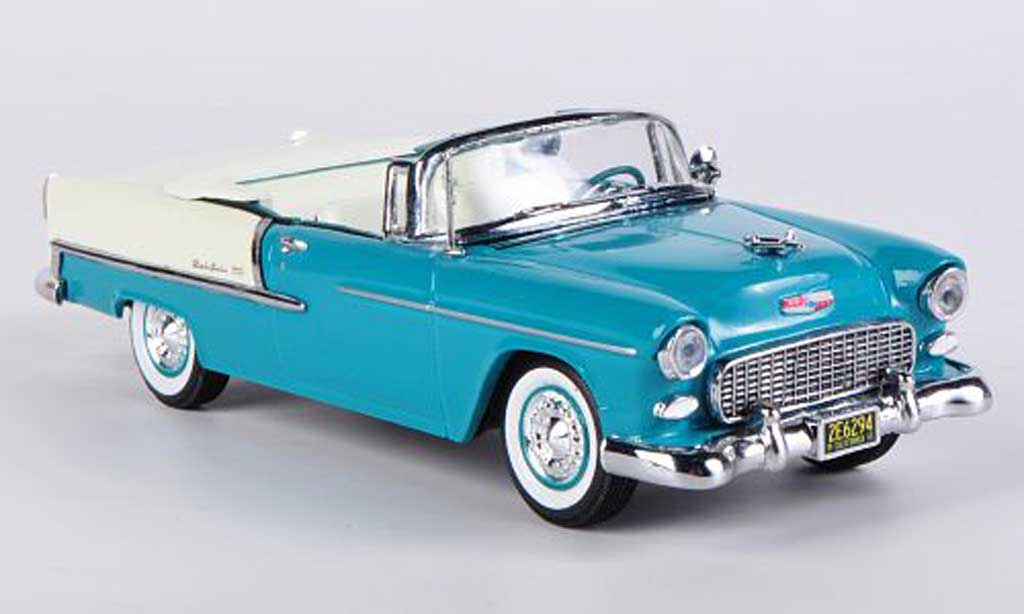Chevrolet Bel Air 1955 1/43 Vitesse Convertible turquoise