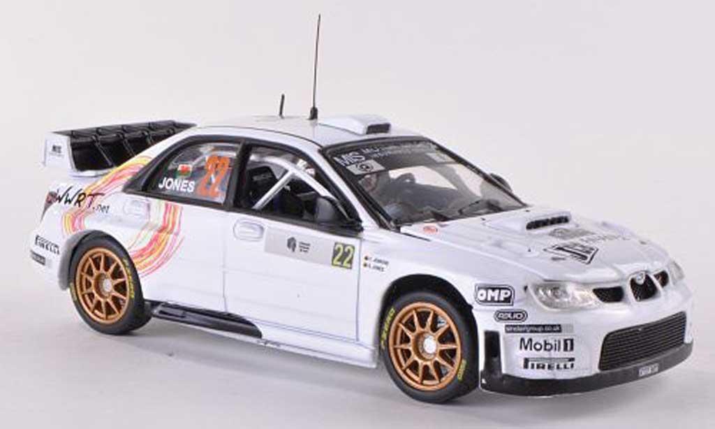 Subaru Impreza WRC 1/43 Vitesse No.22 Tour de Corse 2008 miniature