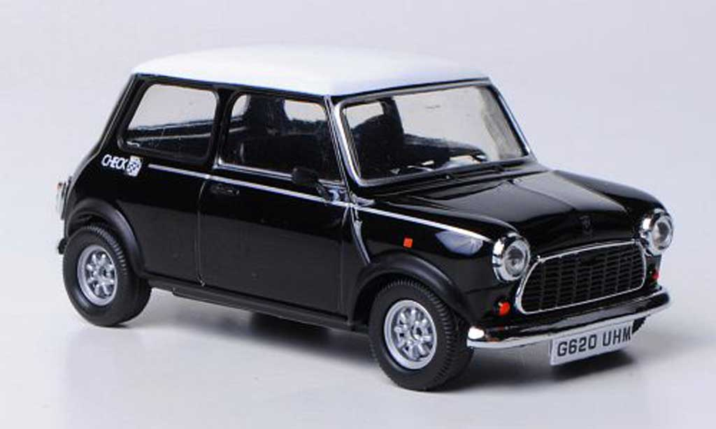 Austin Mini Cooper 1/43 Vitesse Check Mate black/white RHD 1990 diecast model cars