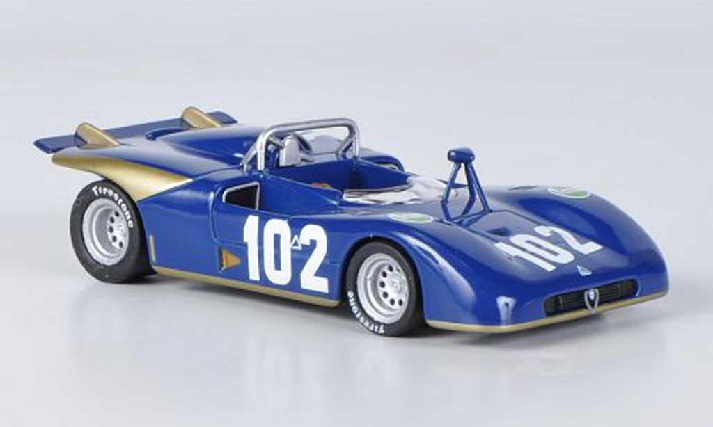 Alfa Romeo 33.3 1971 1/43 M4 No.102 Coppa della Collina miniature