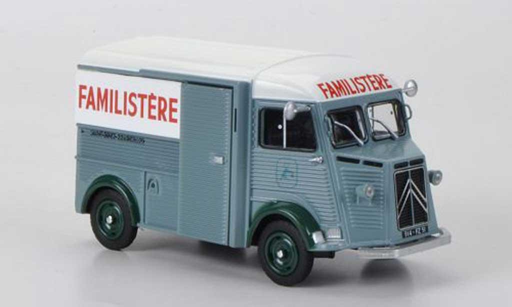 Citroen Type H 1/43 Eligor Kasten Familistere miniature