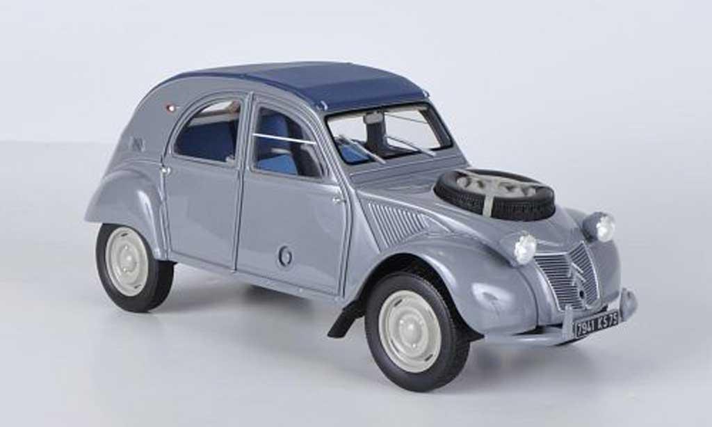 Citroen 2CV 1/18 Ottomobile Sahara grise miniature