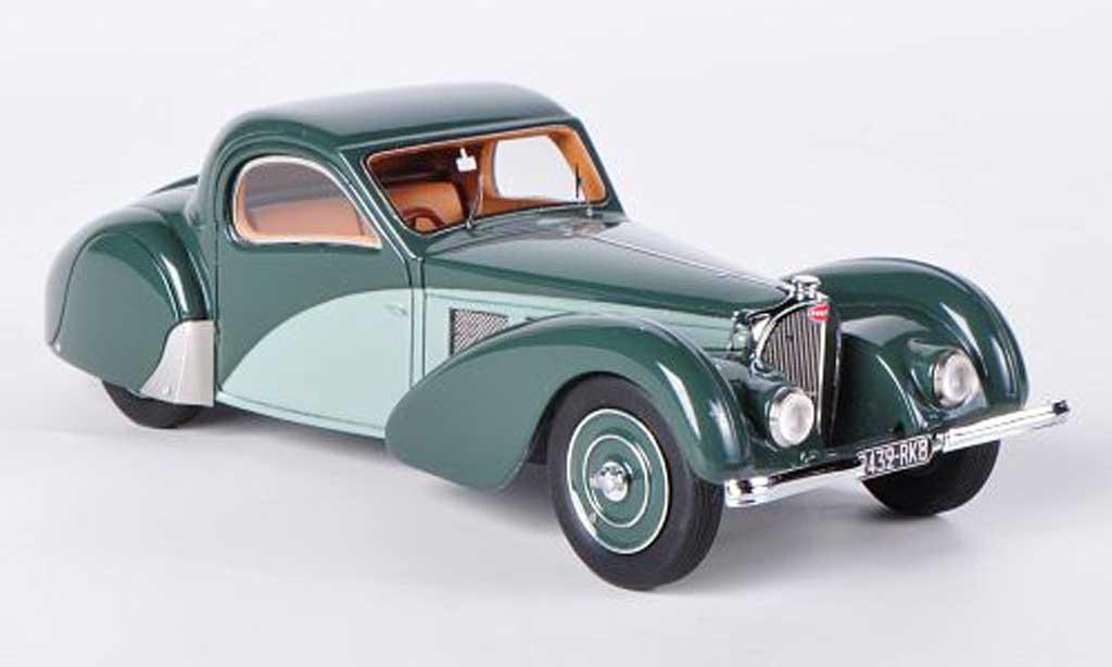 Bugatti 57 1/43 Look Smart grise grun 1937
