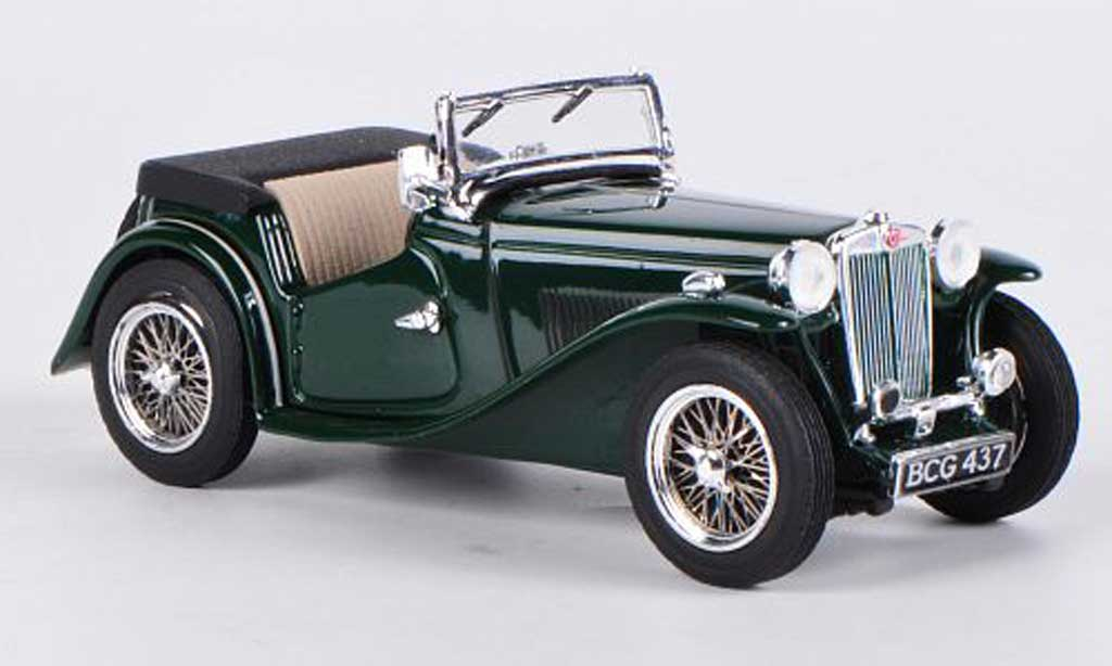 MG TC 1/43 Vitesse offen shire grun 1945 diecast model cars