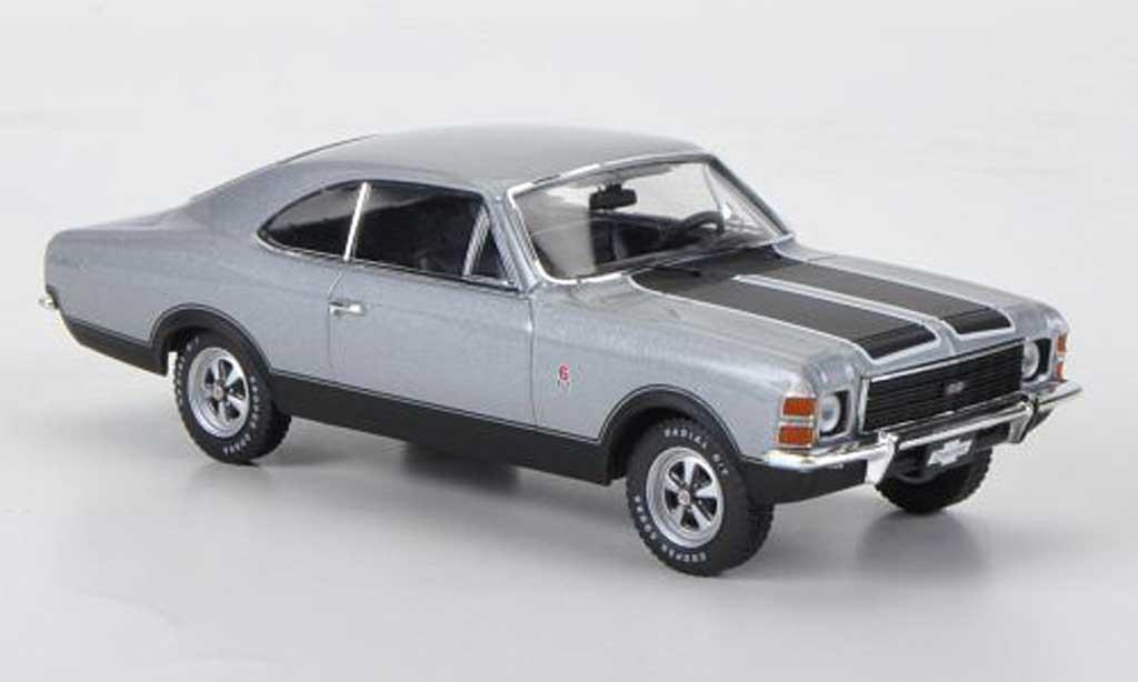 Chevrolet Opala 1/43 Premium X SS grise/mattnoire 1976