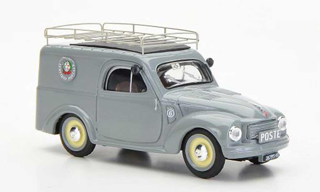 Fiat 500 C 1/43 Brumm Furgoncino Servizio Postale Varese 1956 diecast