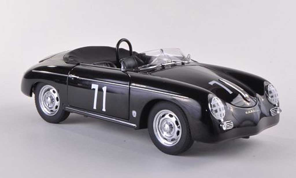 Porsche 356 1/18 Autoart No.71 Steve McQueen Version miniature