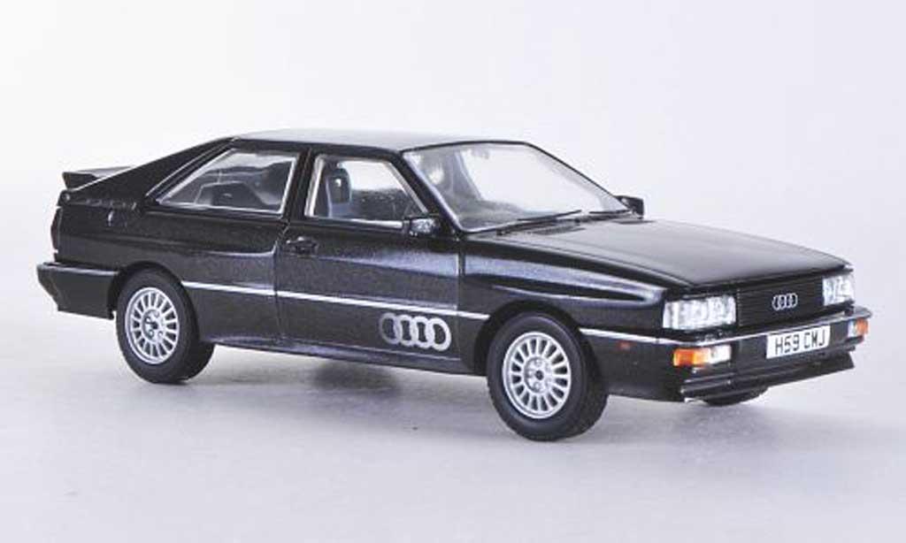 Audi Quattro 1/43 Vanguards 20V anthrazit RHD  1991 miniature