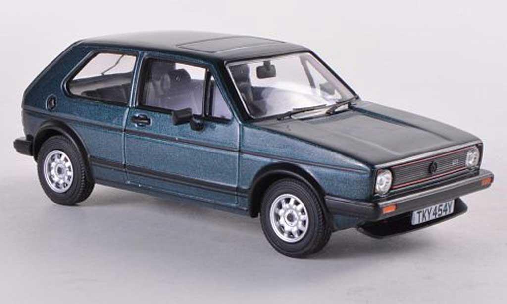 Volkswagen Golf 1 GTI 1/43 Vanguards MkI gun RHD 1980 modellautos