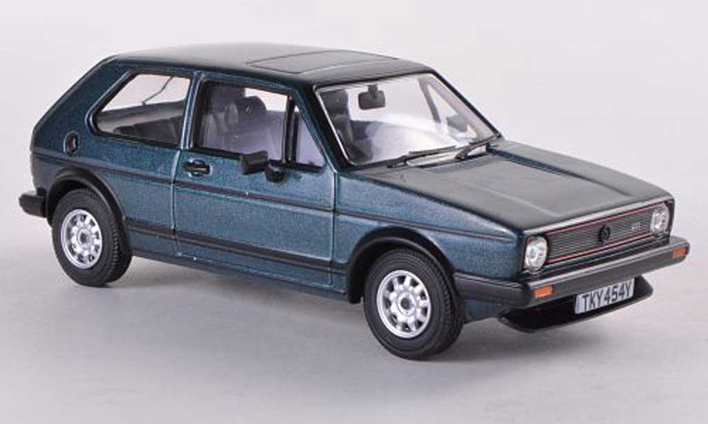 Volkswagen Golf 1 GTI 1/43 Vanguards MkI gun RHD  1980 miniature