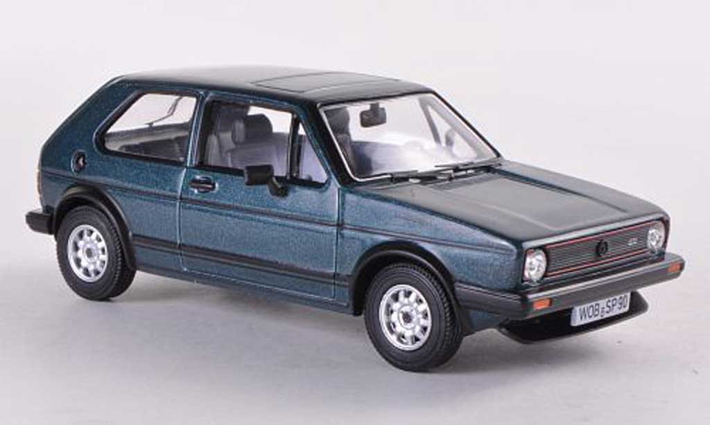 Volkswagen Golf 1 GTI 1/43 Vanguards MkI gun LHD 1980 diecast model cars