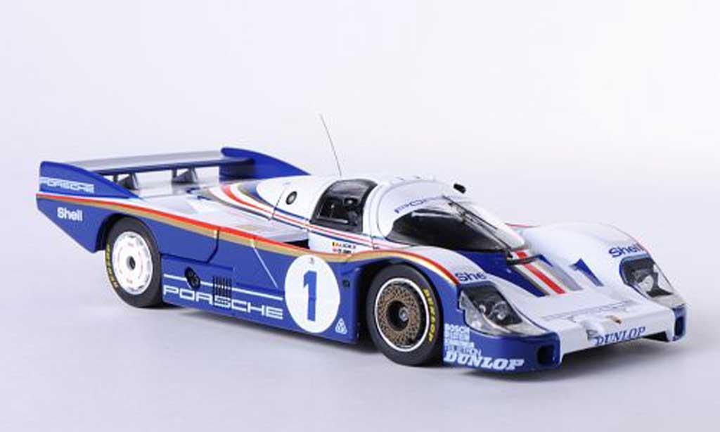 Porsche 956 1982 1/43 HPI No.1 J.Ickx / D.Bell 24h Le Mans miniature