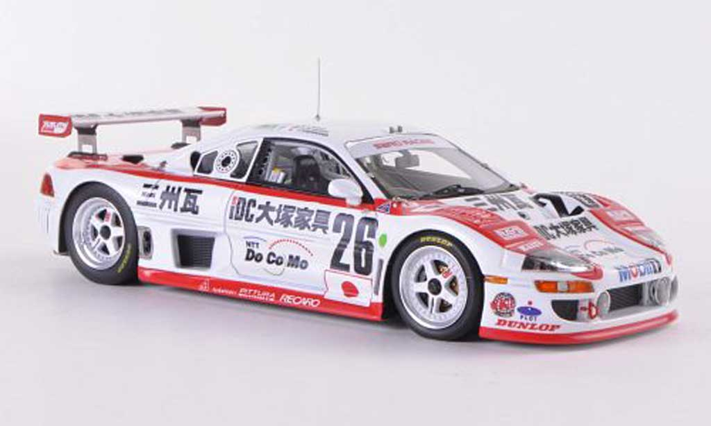 Sard MC8R 1/43 HPI No.26 SARD Racing A.Ferte / K.Acheson / T.Yoshikawa 24h Le Mans 1995