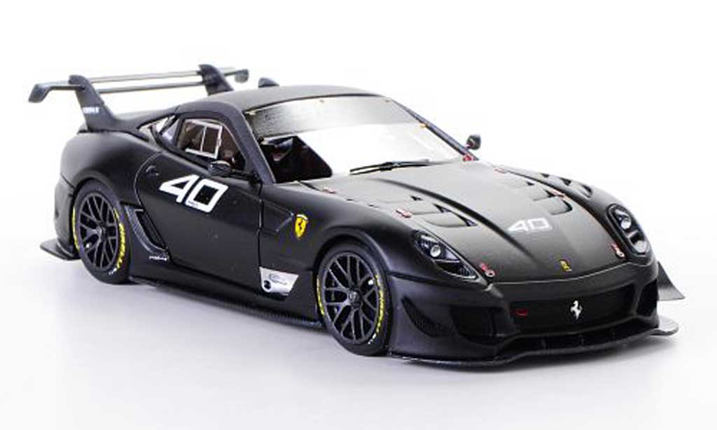 Ferrari 599 XX 1/43 Look Smart Evo No.40 diecast model cars