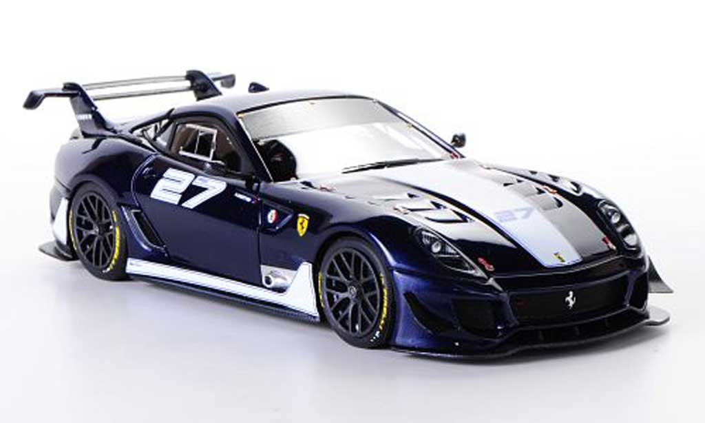 Ferrari 599 XX 1/43 Look Smart Evo No.27 diecast