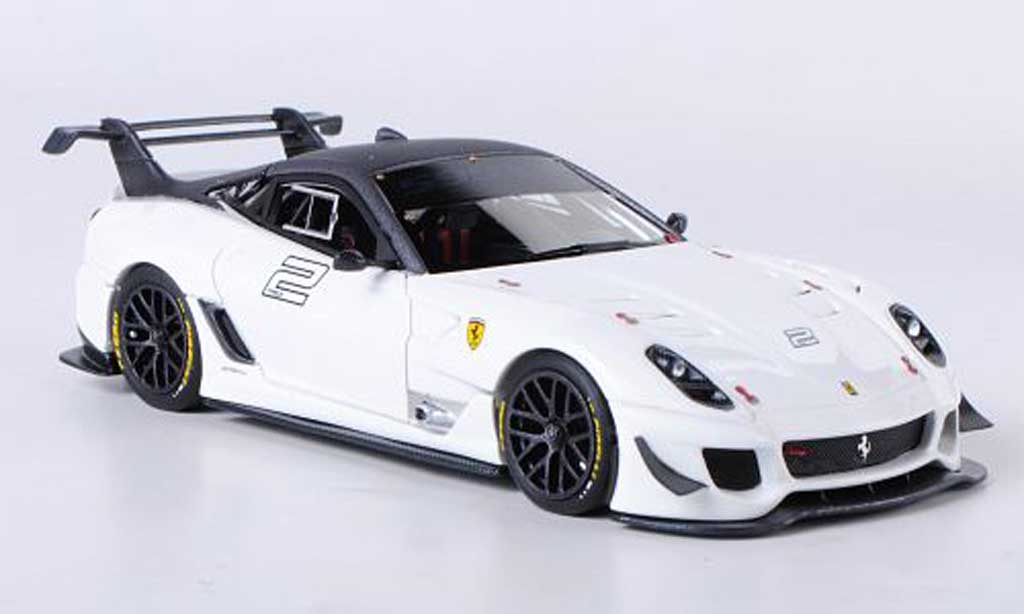 Ferrari 599 XX 1/43 Look Smart Evo No.2 diecast model cars