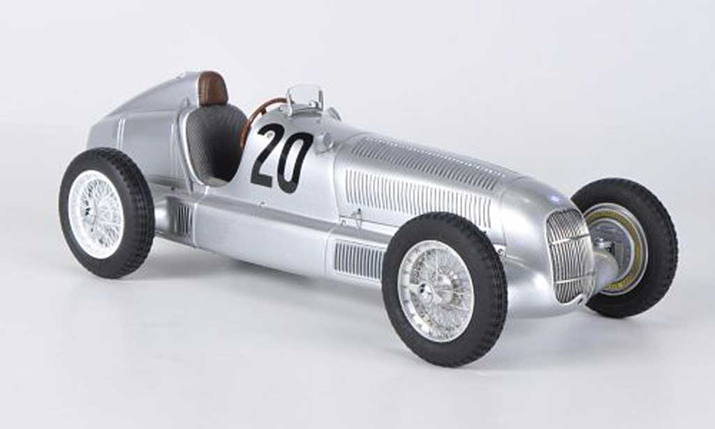 Mercedes W 25 1/18 CMC No.20 M. von Brauchitsch Eifelrennen 1934 miniatura