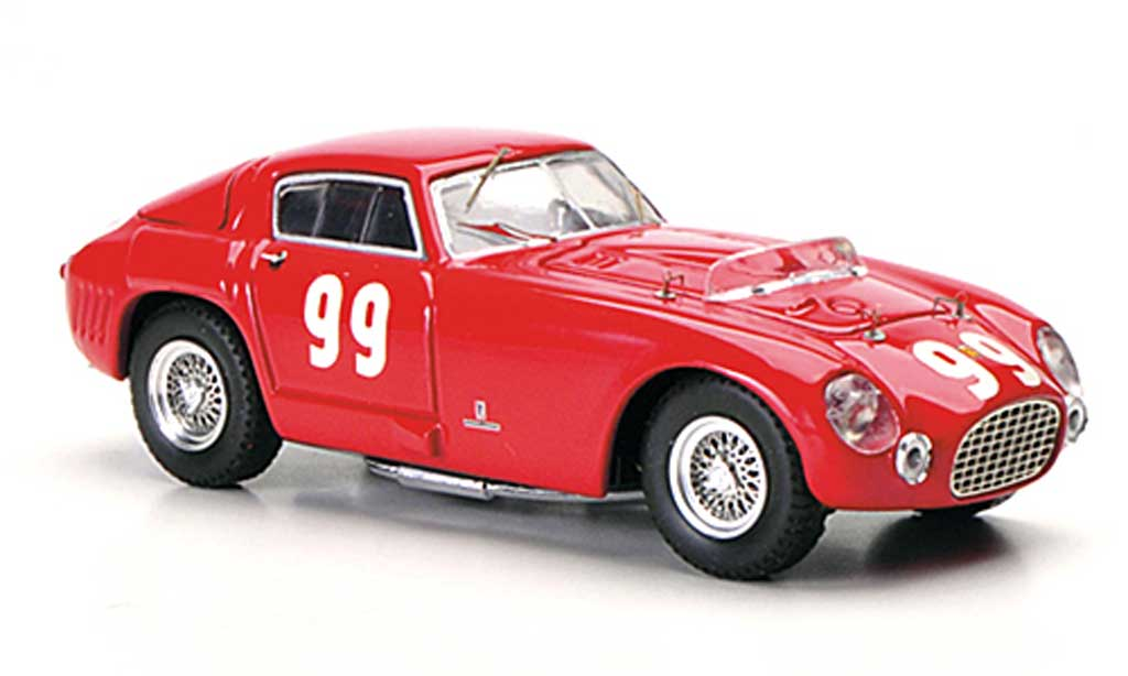 Ferrari 375 1/43 Art Model MM No.99 P.Marzotto Senigallia 1953 diecast