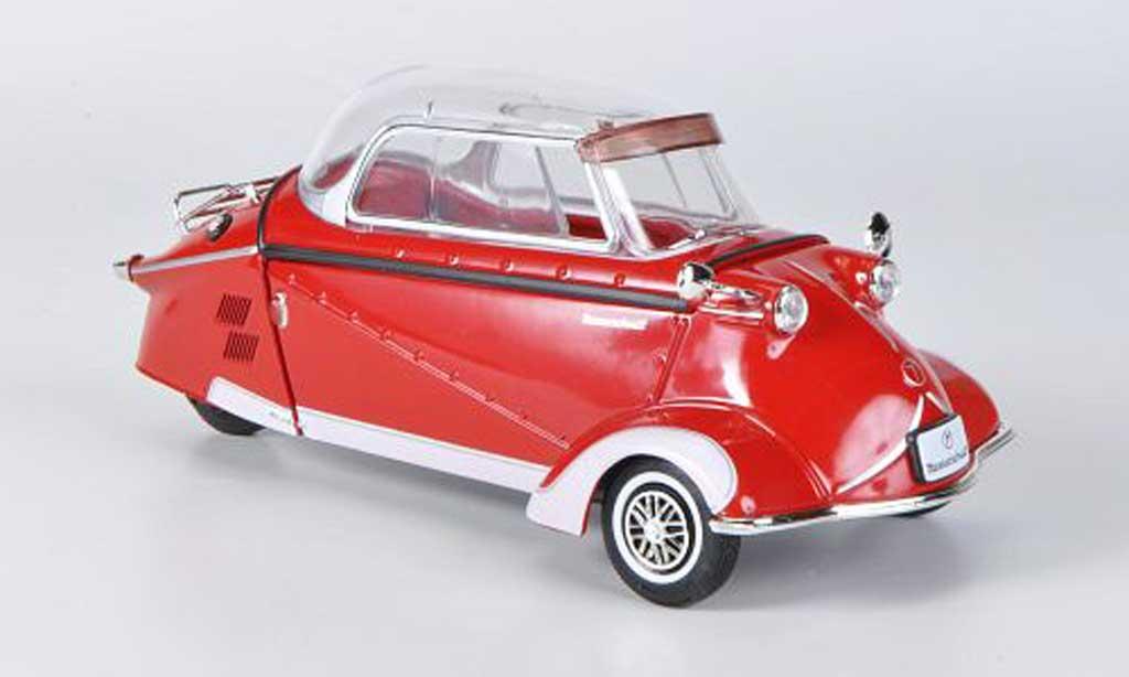 Messerschmitt KR 200 1/18 Revell rouge/blanche Sondermodell MCW limitierte Auflage 1000 Stuck